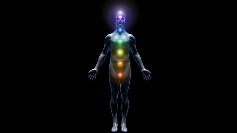 """Die """"Qi-Quant Energie Regulation""""  versorgt die Zellen über das Energie-System (Chakren)"""